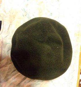 Женская кепка, бу