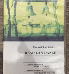 Dead Can Dance - Toward The Within (VHS)