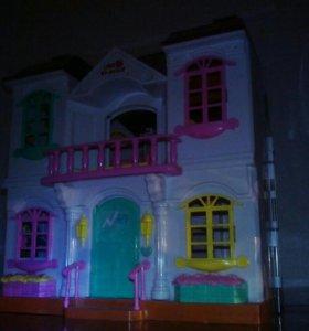 Игрушечный детский домик