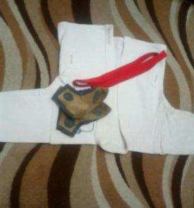 Куртка для дзюдо и самбо