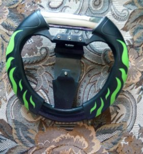 Руль для игры Monster Jam PS3