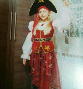 Костюм пиратки.