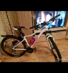 Велосипед Merida горный женский