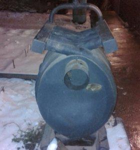 Печь барин газогенераторная