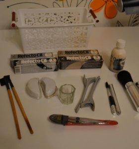 Набор для окрашивание бровей и ресниц