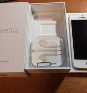Продам iPhone 5s, 64 gb