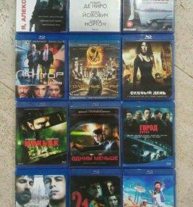 Blu-ray кино фильмы