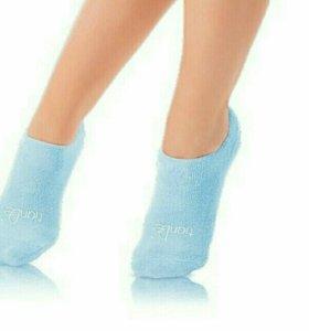 Косметические гелевые носочки