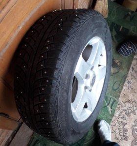 Колеса r17 VW