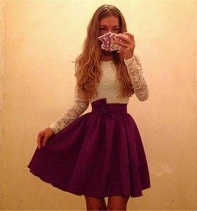 Платье на девочку 44р-р