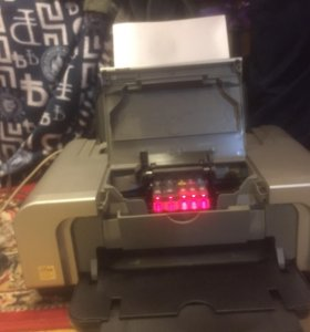 Canon PIXMA iP4200 принтер