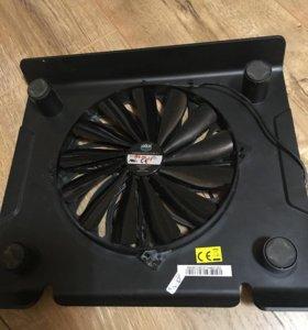 Кулер подставка под ноутбук вентилятор 20 см