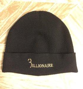Шапка новая Billionaire