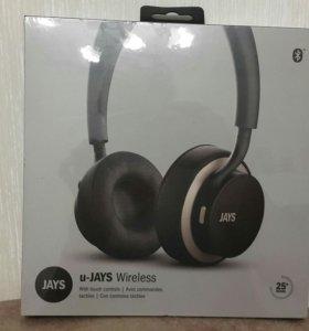 Наушники Jays Wireless