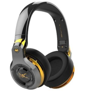 Наушники Monster ROC Sport Black Platinum Over-Ear