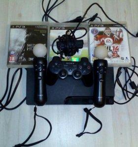 PlayStation 3 со всеми гаджетыми
