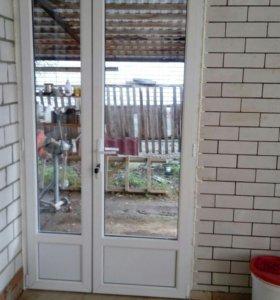 Окна Лоджии Двери Офисные перегородки