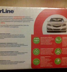 Автосигнализация StarLine E 91