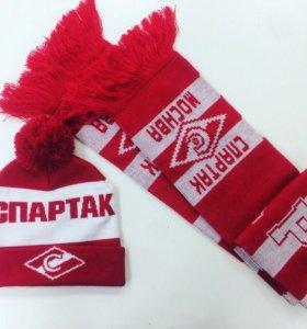 Спортивные шарфы и шапки
