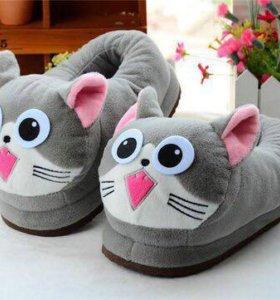 Тапочки «Кот»