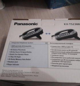 Телефон с АОН Panasonik