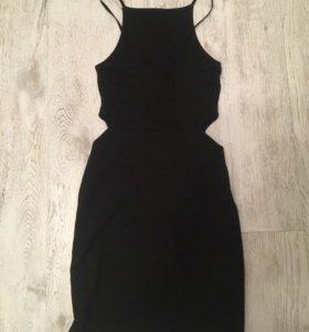 Коктейльное платье TOPSHOP