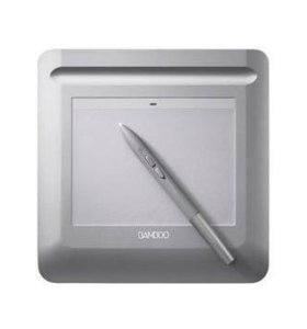 Графический планшет Wacom Bamboo One A6 CTF-430