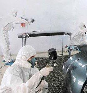 Качественный и быстрый кузовной ремонт автомобилей