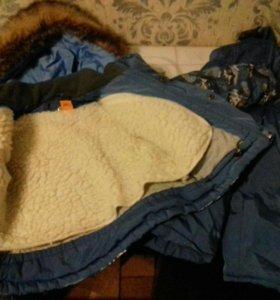 Курточка со штанишками