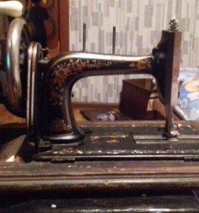 швейная машинка singer 1870года