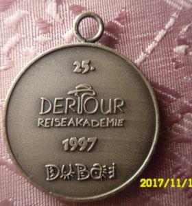 Медаль Дубай. РЕДКАЯ!