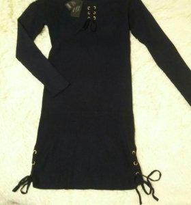 Новое платье-лапша с биркой