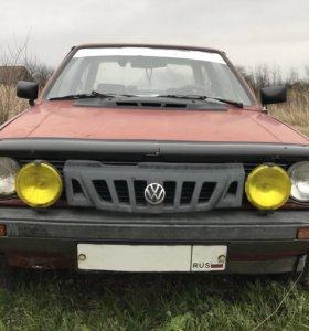 Volkswagen Polo Classic, 1985