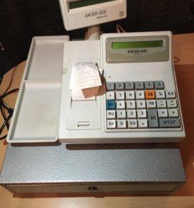 Кассовый аппарат КАСБИ-02К (версия 02)