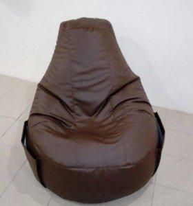 Кресло мешок груша. Экокожа.