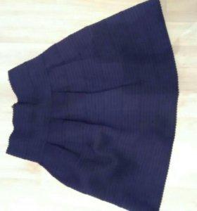 Блуза+ юбка р.46