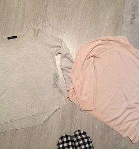 Кофты джемперы Zara оригинал как новые