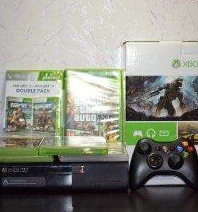Xbox 360E 33 игры
