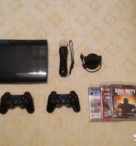 Продам Playstation 3 Super Slim