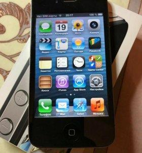 iPhone 4s 64GB ios 6