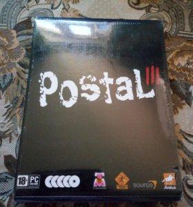 Postal 3 Коллекционное издание новая