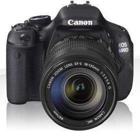 Canon eos D600