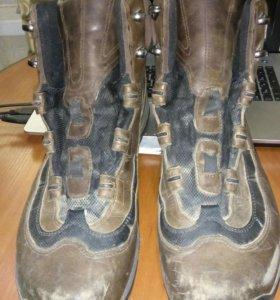 Columbia omni-grip мужские ботинки 48 р-р ( 33см)