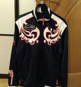 Куртка-олимпийка