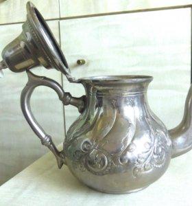 Антикварный чайник из Марокко