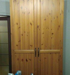 Платяной шкаф Ikea Pax Ulnes