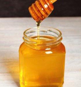 Мед цветочный и липовый