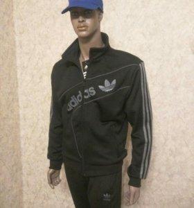 Спортивный утеплённый костюм Adidas