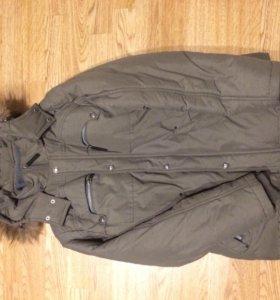 Куртка зимняя Шалуны