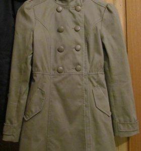 Пальто демизонное H&M